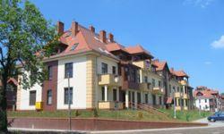 przebudowa budynków koszarowych na budynki mieszkalne, Wrocław ul. Zwycięska