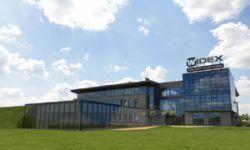 WIDEX WYSOKA koło Wrocławia rozbudowa budynku produkcyjnego