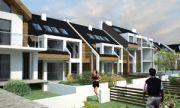 zespďż˝ budynkďż˝w mieszkalnych w Mirkowie, etap I - projekt