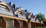DOM-INVEST WYSOKA koďż˝o Wrocďż˝awia osiedle domow szeregowych